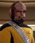 the top 10 best star trek characters Worf