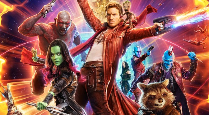 Guardians of The Galaxy: Vol 2 Review